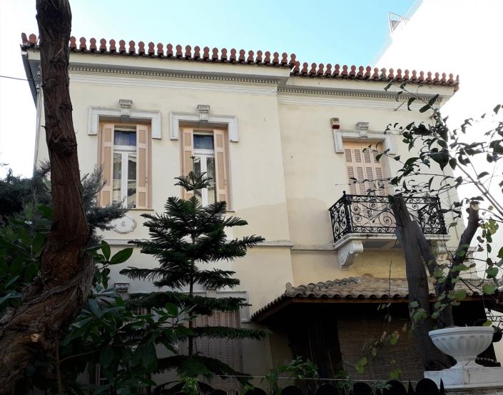 Photo 13: Exemples d'architecture éclectique à Néo Faliro. Source : Ioannis Georgikopoulos