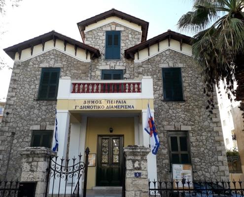 Photo 17: Exemples d'architecture pittoresque à Néo Faliro. Source : Ioannis Georgikopoulos