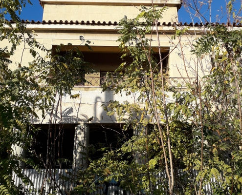 Photo Photo 3: Bâtiments d'avant-guerre à Néo Faliro. Source : Ioannis Georgikopoulos: Bâtiments d'avant-guerre à Néo Faliro. Source : Ioannis Georgikopoulos